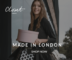 Closet London is a womenswear fashion brand, designed and manufactured in London.