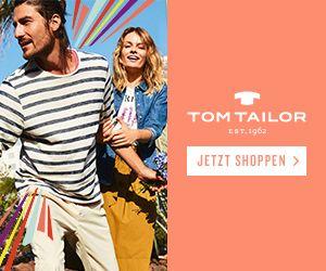 TOM TAILOR Denim: Lässige Klamotten für jeden Tag